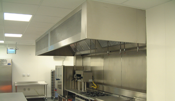 Restaurant Kitchen Air Conditioning commercial kitchen extraction systems | extraction canopies