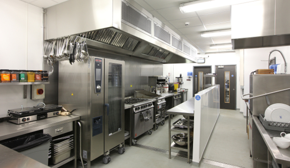 Commercial Kitchen Extraction Systems Extraction